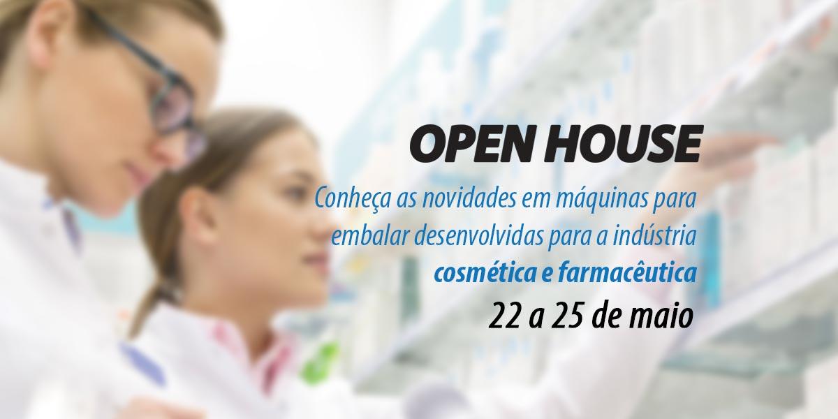 Grupo Masipack realiza evento voltado para o mercado farmacêutico e cosmético