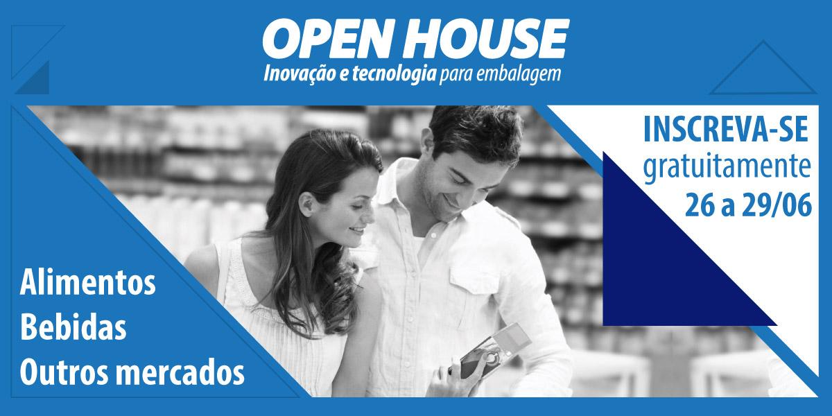 Open House para indústria de alimentos e bebidas está com inscrições abertas