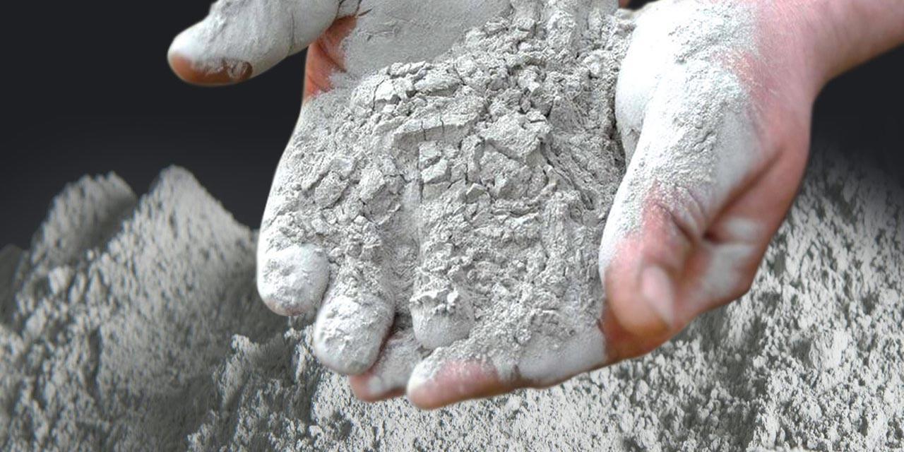 Embalagem de cimento diminui de tamanho  para beneficiar os trabalhadores
