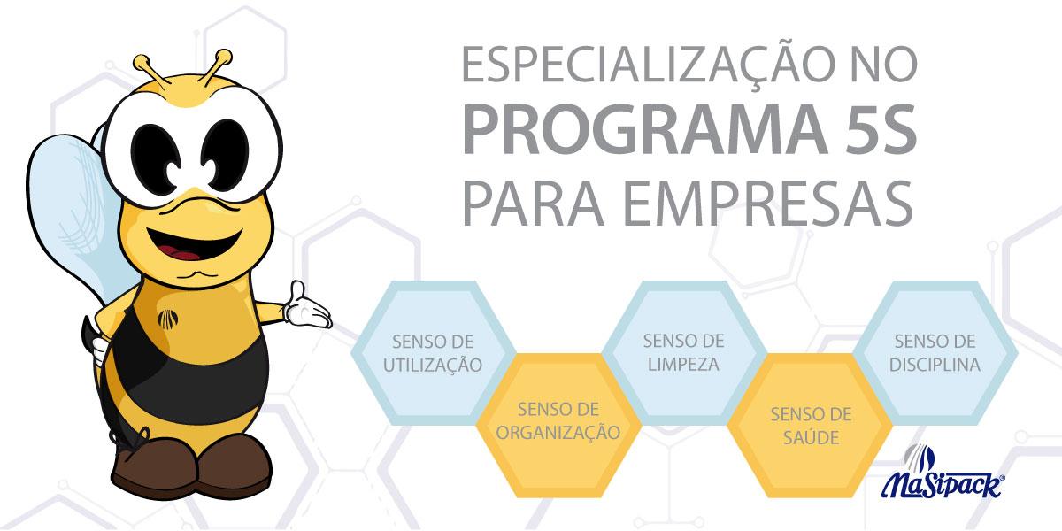"""Grupo Masipack oferece especialização em """"5S"""" para outras empresas"""