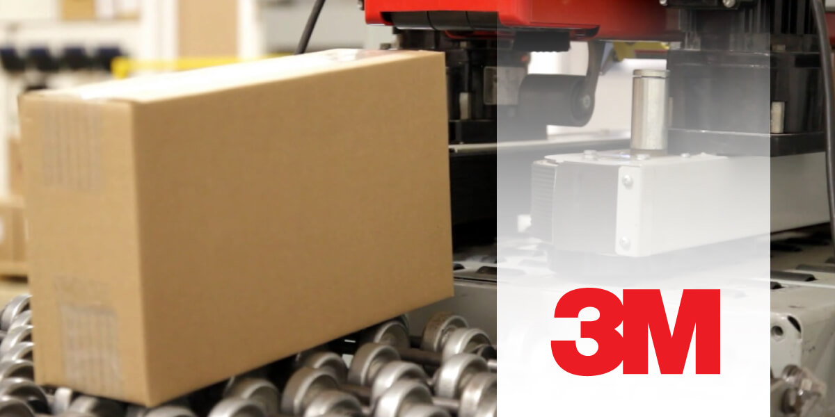 3M e Masipack: Parceria em sistemas de final de linha