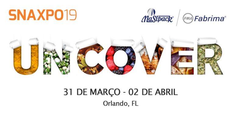 Masipack USA participa da SNAXPO 2019