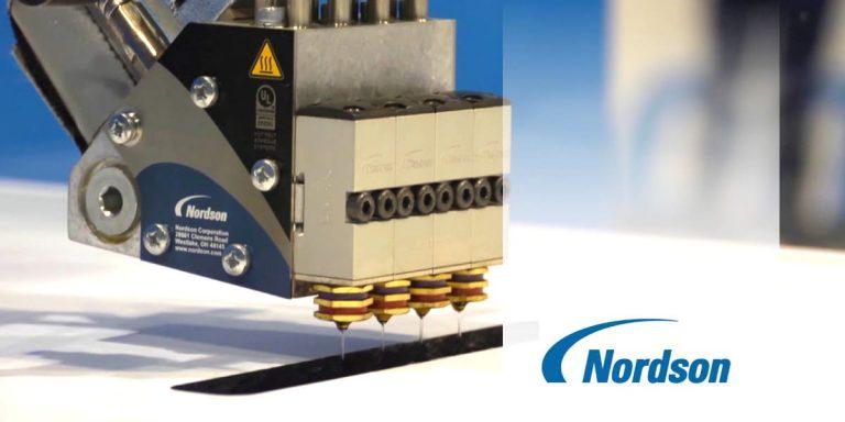 Nordson: Precisão em aplicadores de adesivos