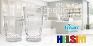 Read more about the article O copoliéster TritanTM é escolhido pela Helsim para criar nova linha de copos