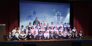 Masipack recebe segunda turma do Programa Turismo Industrial Kids