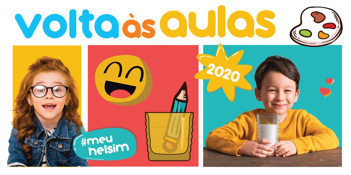 Helsim lança linha para Volta às Aulas