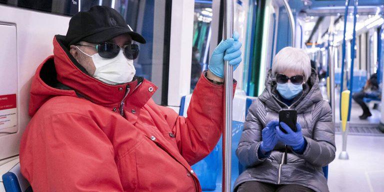 Uso de máscaras vai ser obrigatório no transporte público de SP a partir de 4 de maio