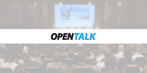 COMUNICADO  |  Palestras do Open Talk
