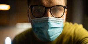 Como usar mascara sem embaçar o óculos de grau