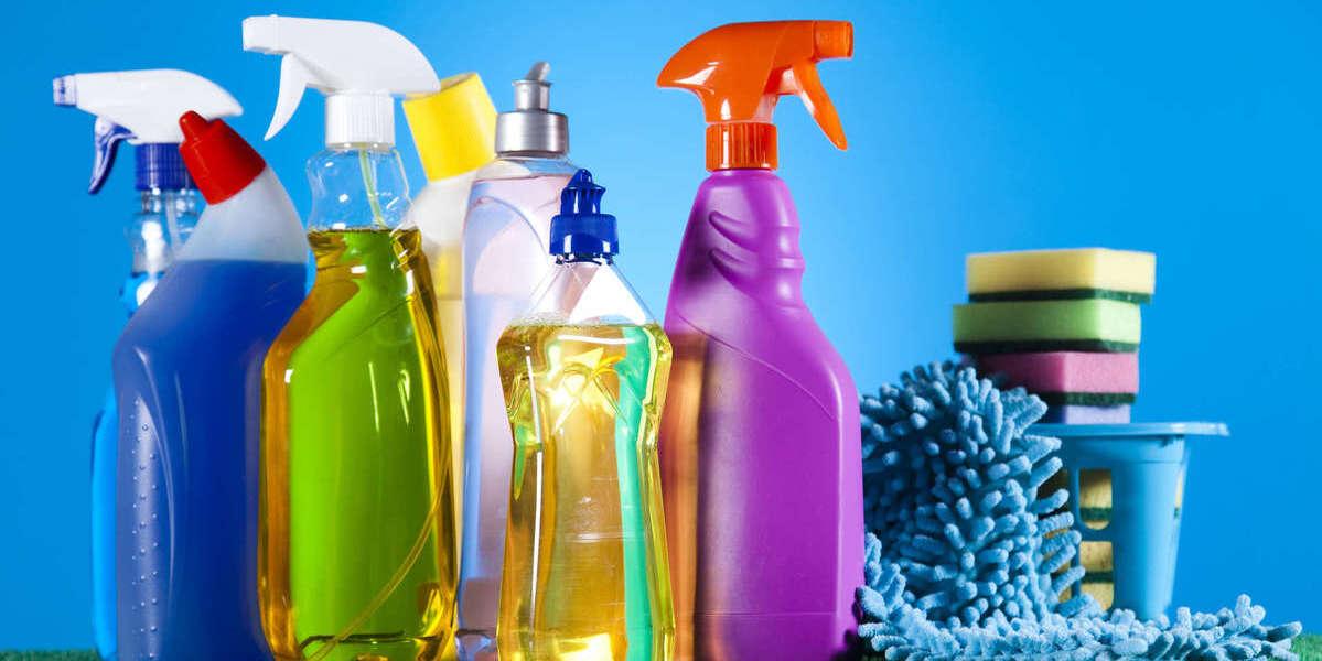O perigo em misturar produtos de limpeza