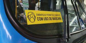 Read more about the article Descumprimento da regra do uso de máscara dará multa