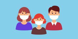 Read more about the article Agora obrigatória, não basta usar a máscara, é importante saber como usar o acessório corretamente