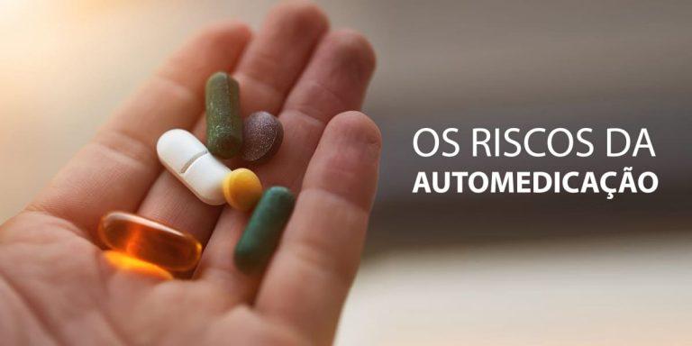 Read more about the article Automedicação: conheça os riscos de tomar remédio por conta própria