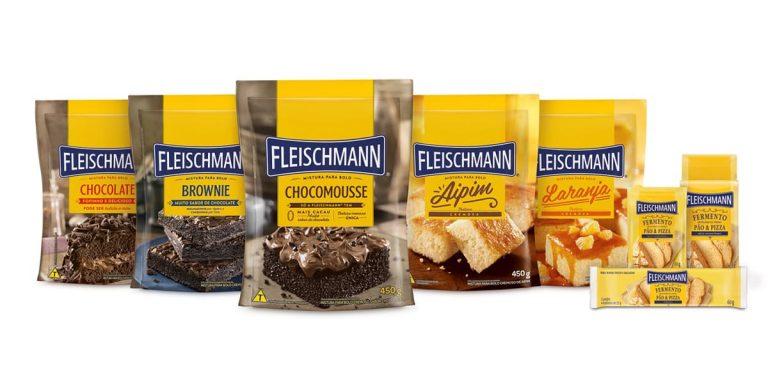 Fleischmann apresenta novo posicionamento de marca e renova embalagens