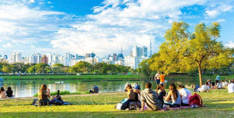 São Paulo libera abertura de parques municipais nos fins de semana e feriados