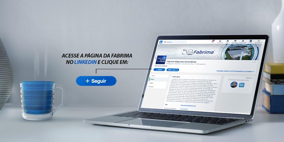 Fabrima renova sua marca para 2021