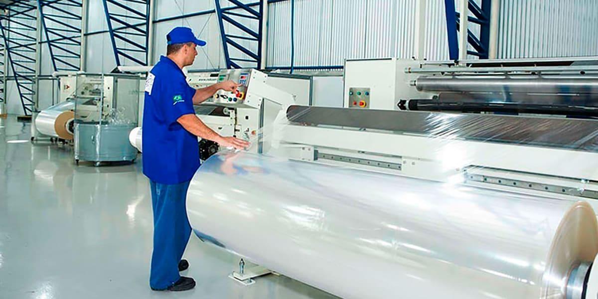Indústria de embalagens plásticas flexíveis no primeiro trimestre de 2021