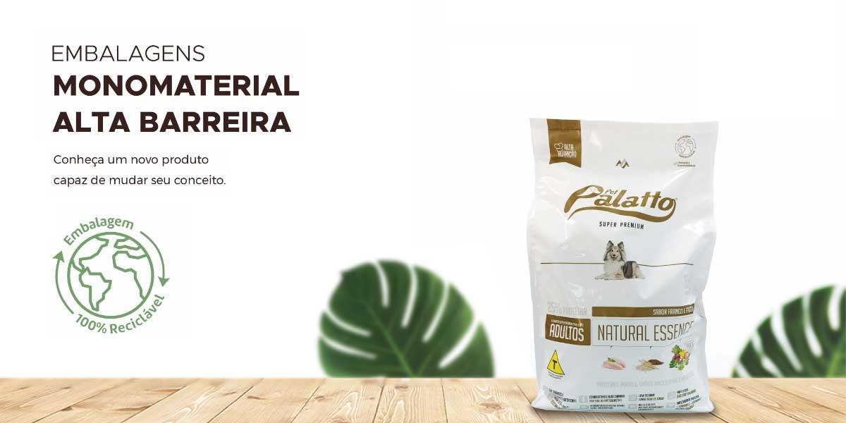 You are currently viewing Plaszom lança embalagem monomaterial