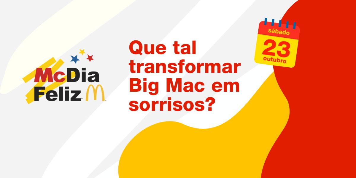 You are currently viewing Em 2021, novamente o Grupo Masipack participa de McDia Feliz